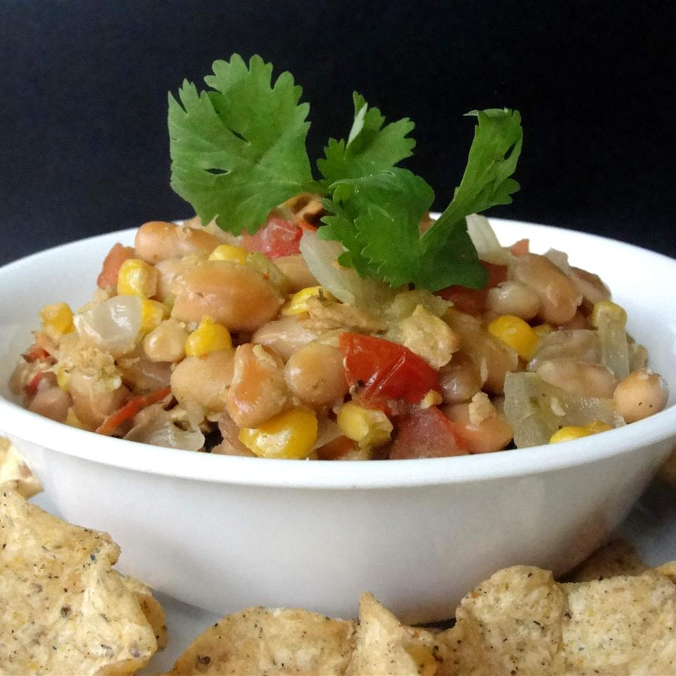 Crock-Pot(R) Chicken Chili