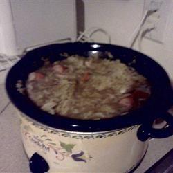 Easy Pork and Sauerkraut